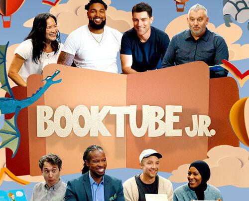 BookTube Jr.